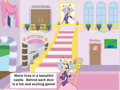 Marie Castle